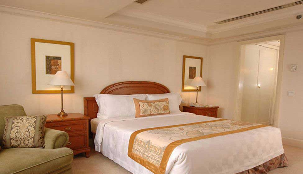 Discovery Hotel Ancol Family Room