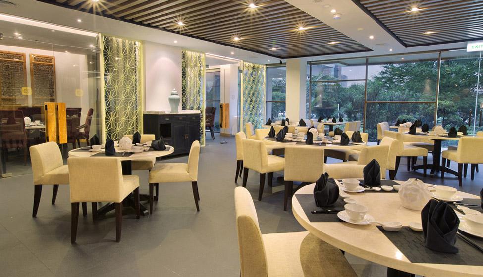 Teratai Chinese Restaurant at Hotel Borobudur Jakarta