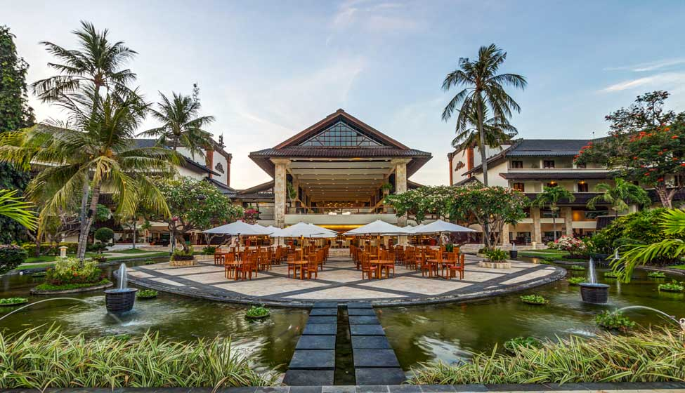 Discovery Kartika Plaza Hotel Bali, Hotel Bintang 5 di Bali