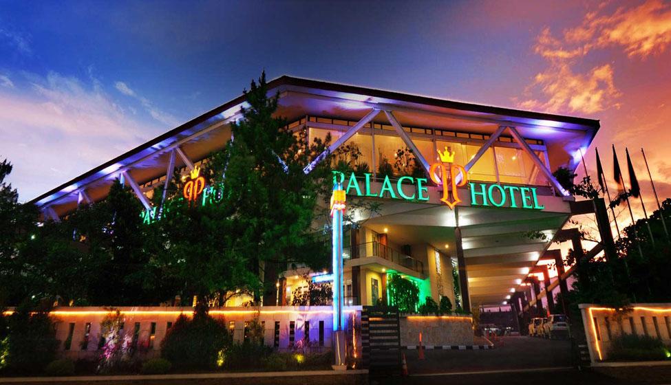 Palace Hotel Cipanas, Hotel di Puncak Bogor