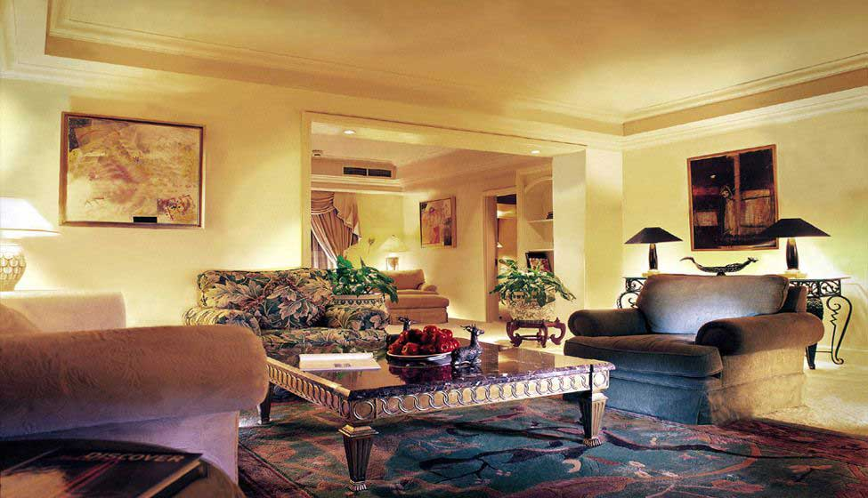 Presidential Suite - Hotel Borobudur Jakarta