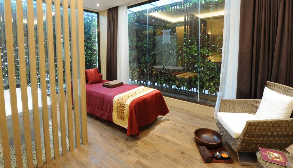 Spa Hotel Borobudur Jakarta