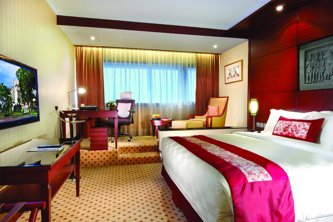 Ragam Pilihan Kamar Hotel Bintang 5 di Hotel Borobudur Jakarta