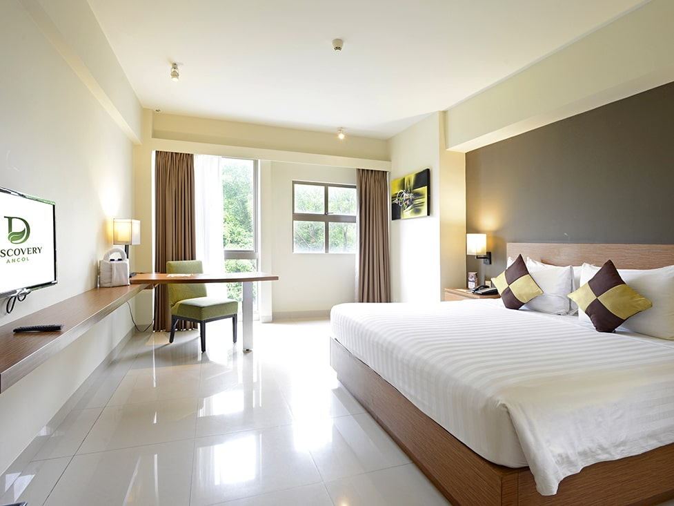 Deluxe Room - Kingbed - Discovery Ancol