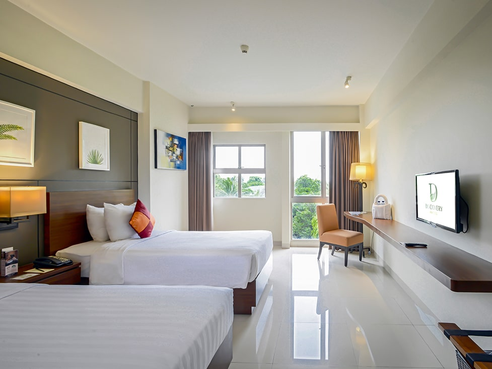 Deluxe Room - Twinbed - Discovery Ancol