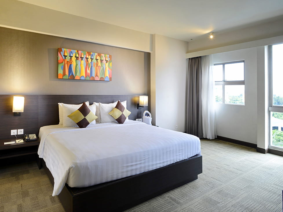 Deluxe Suite - Bedroom - Discovery Ancol