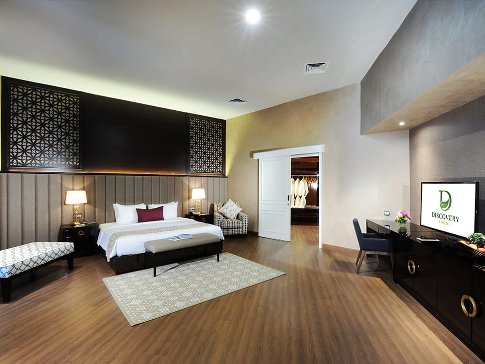 Discovery Suite - Bedroom - Discovery Ancol