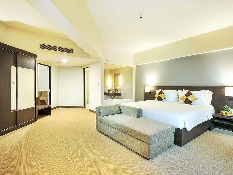 Executive Suite - Bedroom - Discovery Ancol