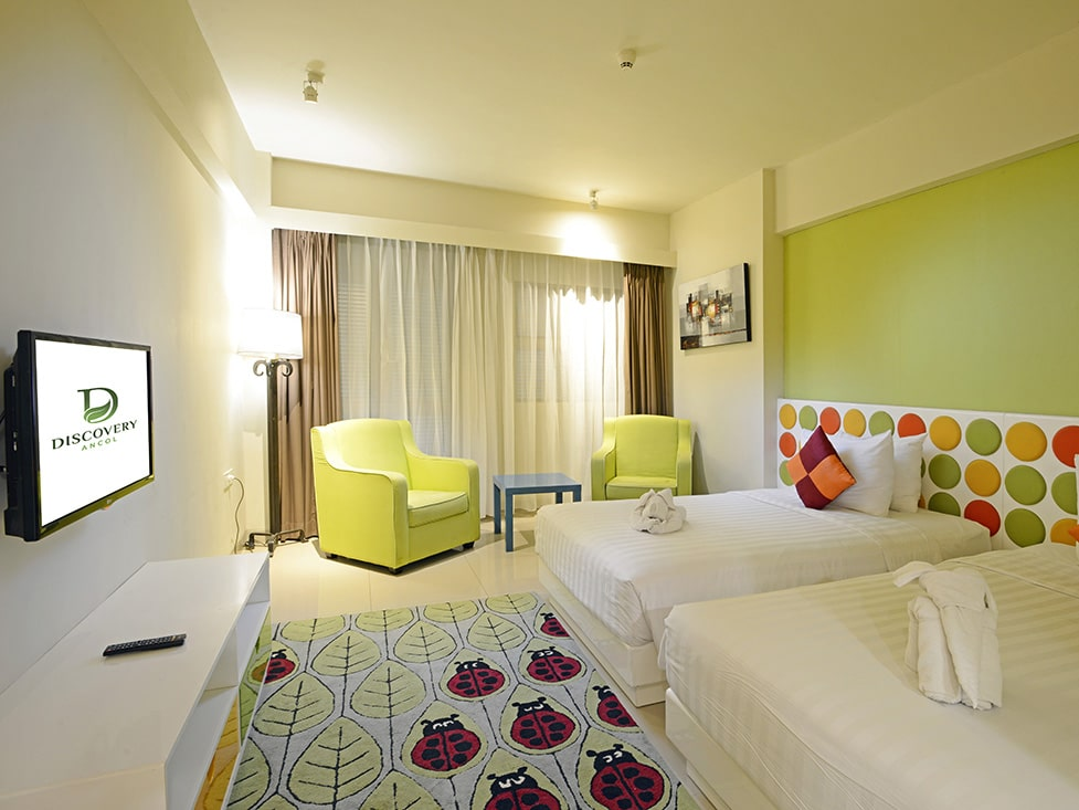 Family Room - Connect Bedroom - Discovery Ancol