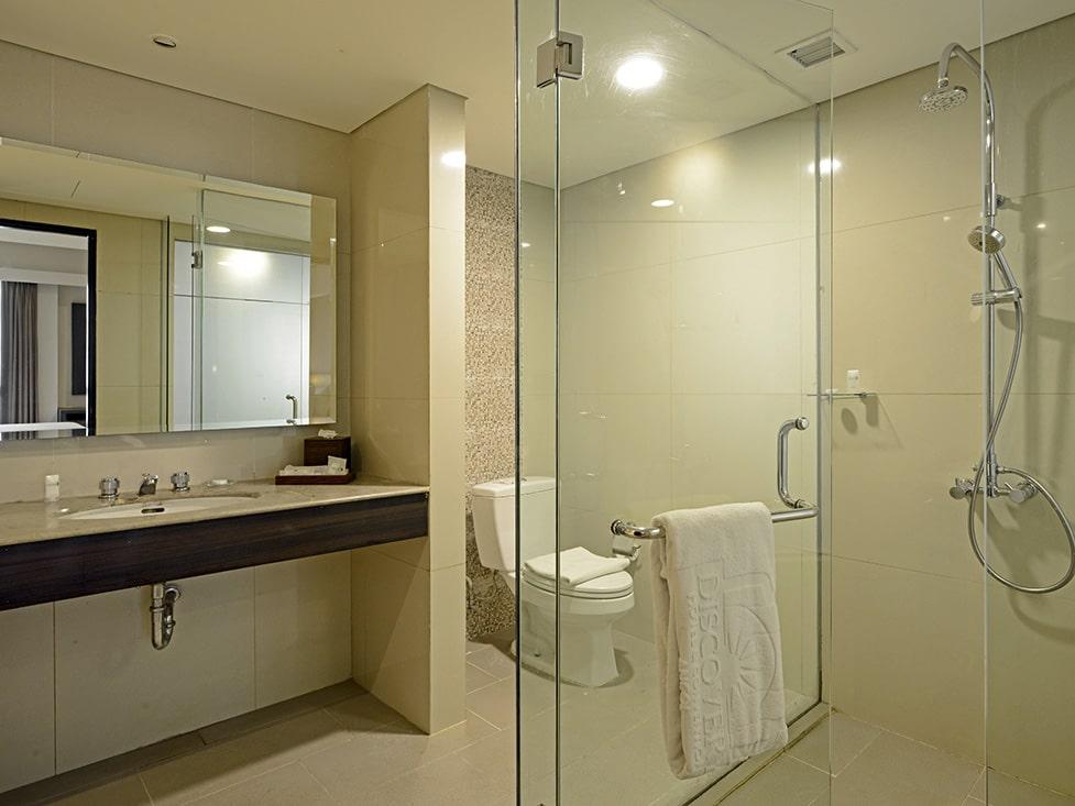 Premier Room - Bathroom - Discovery Ancol