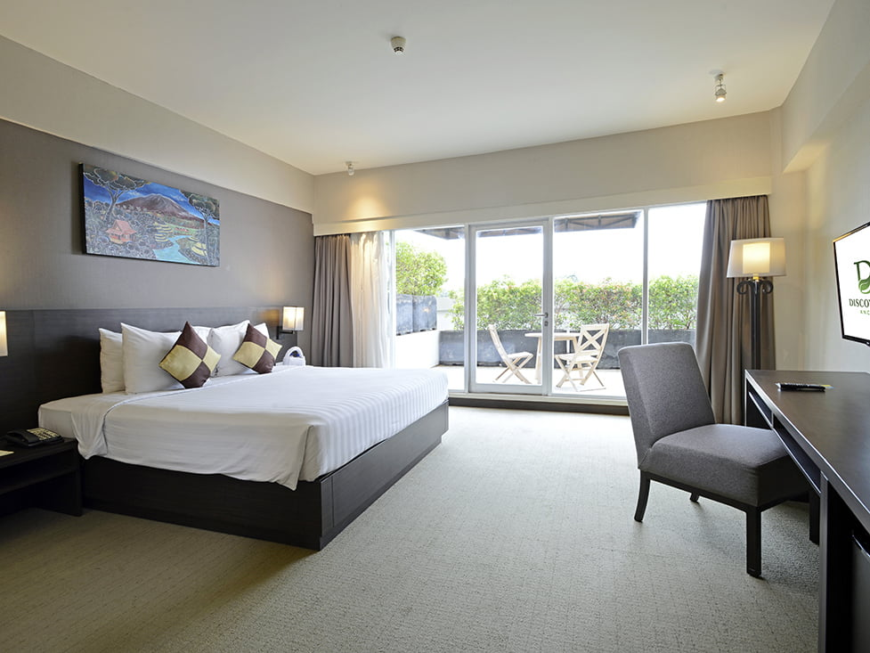 Premier Room - Bedroom - Discovery Ancol