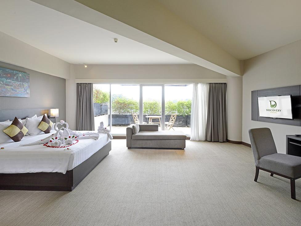 Premier Room - Honeymoon Setup - Discovery Ancol