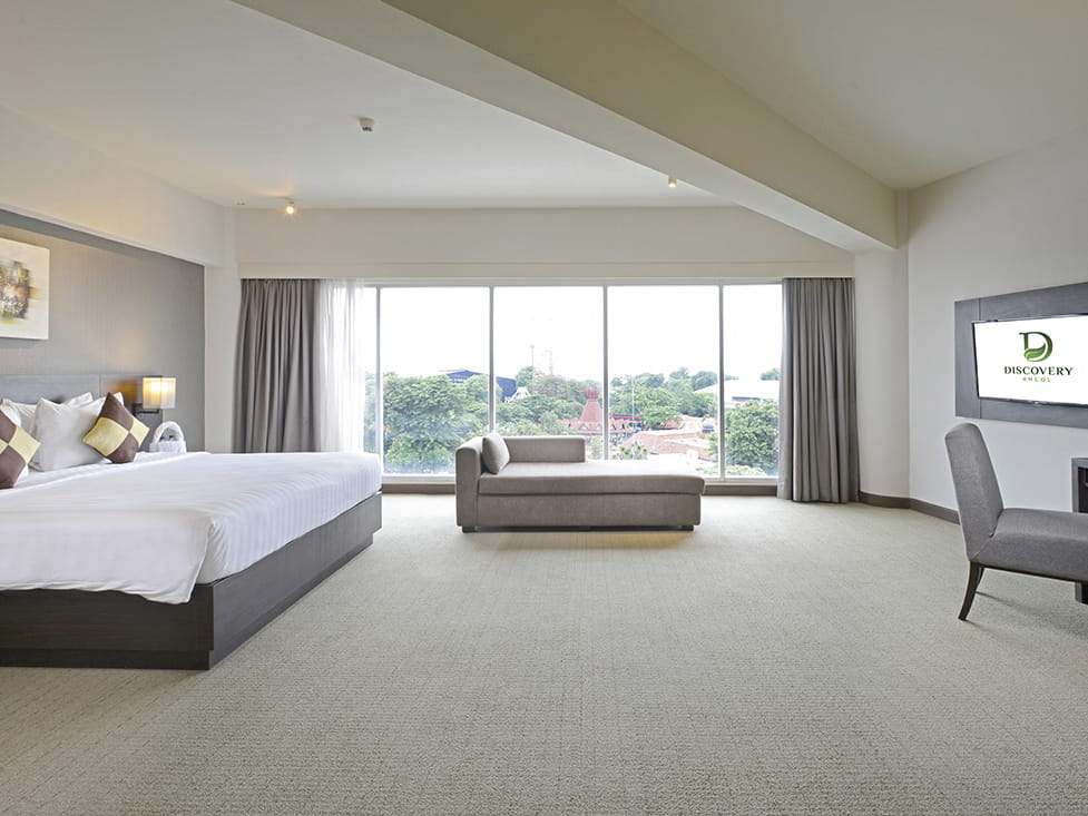 Premier Suite - Bedroom - Discovery Ancol