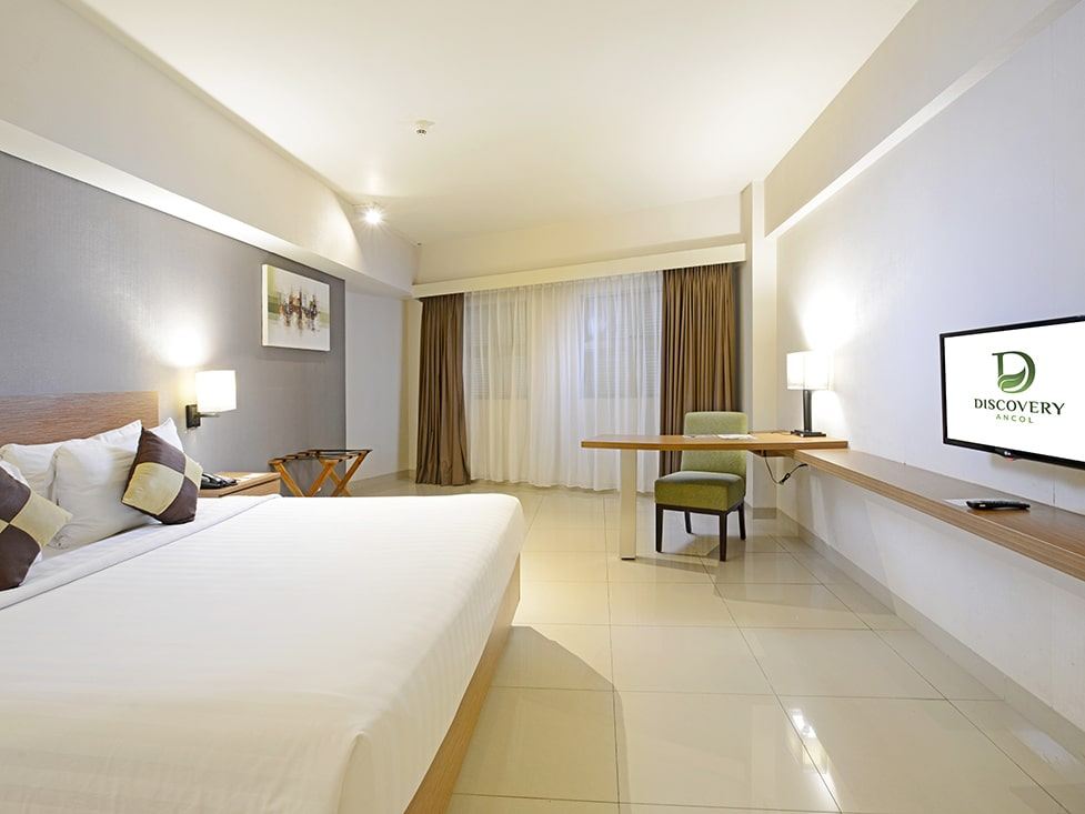 Superior Room - Bedroom - Discovery Ancol