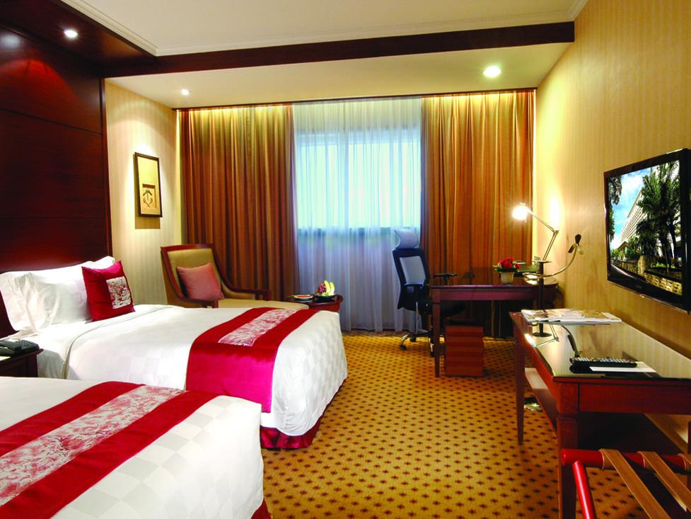 Premier Deluxe - Twin Size Bed - Hotel Borobudur Jakarta