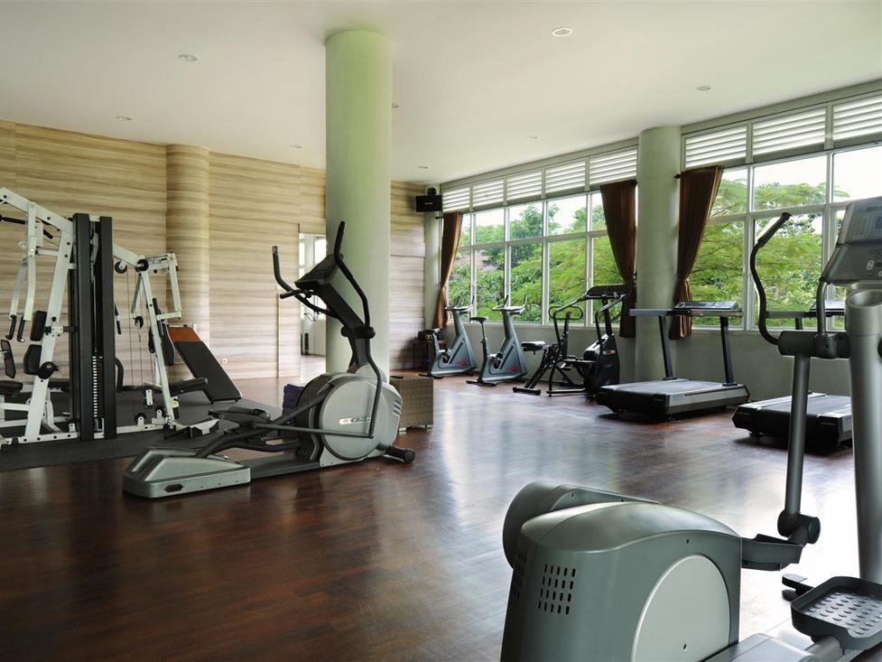 Gym - Palace Hotel Cipanas