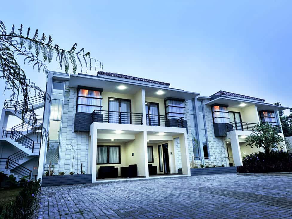 Town House - Palace Hotel Cipanas