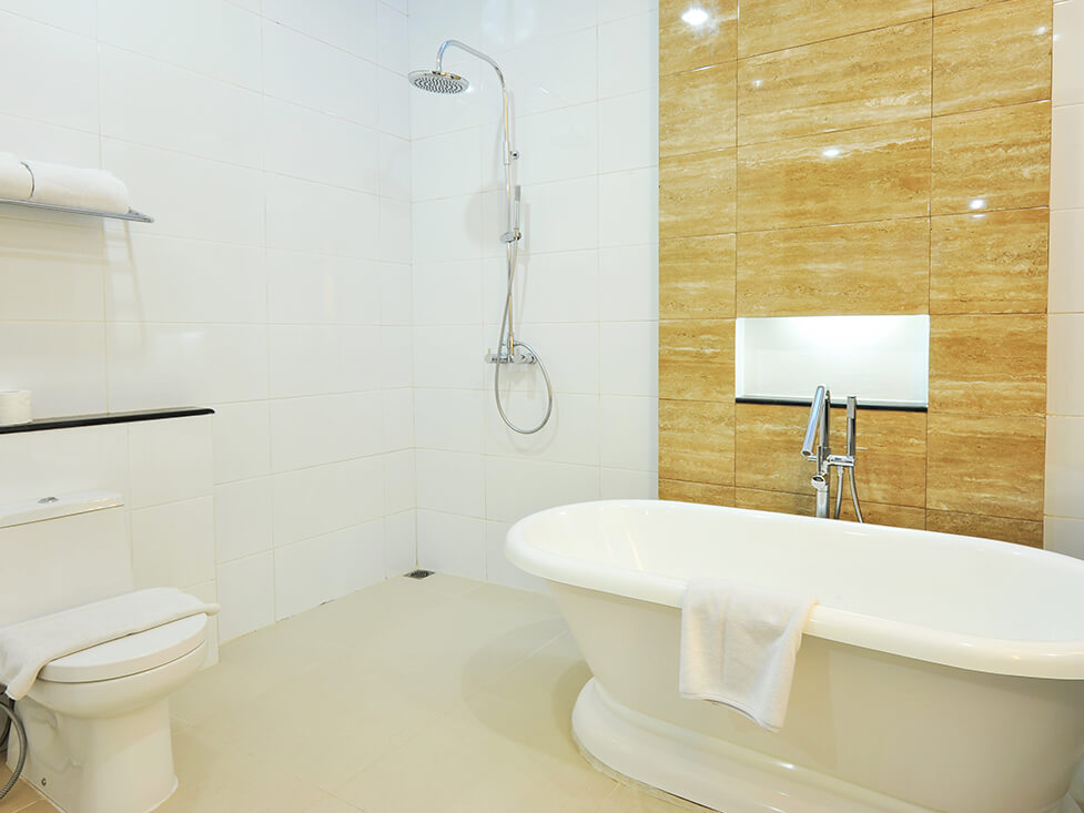 Town House - Bathroom - Palace Hotel Cipanas