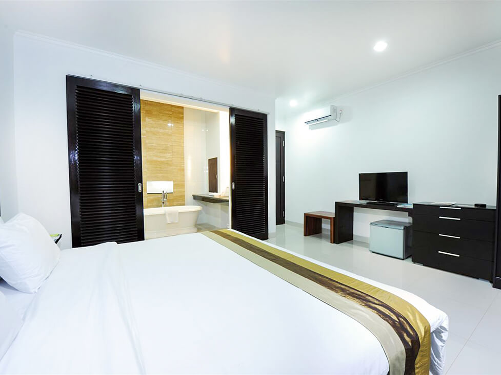Town House - Bedroom - Palace Hotel Cipanas