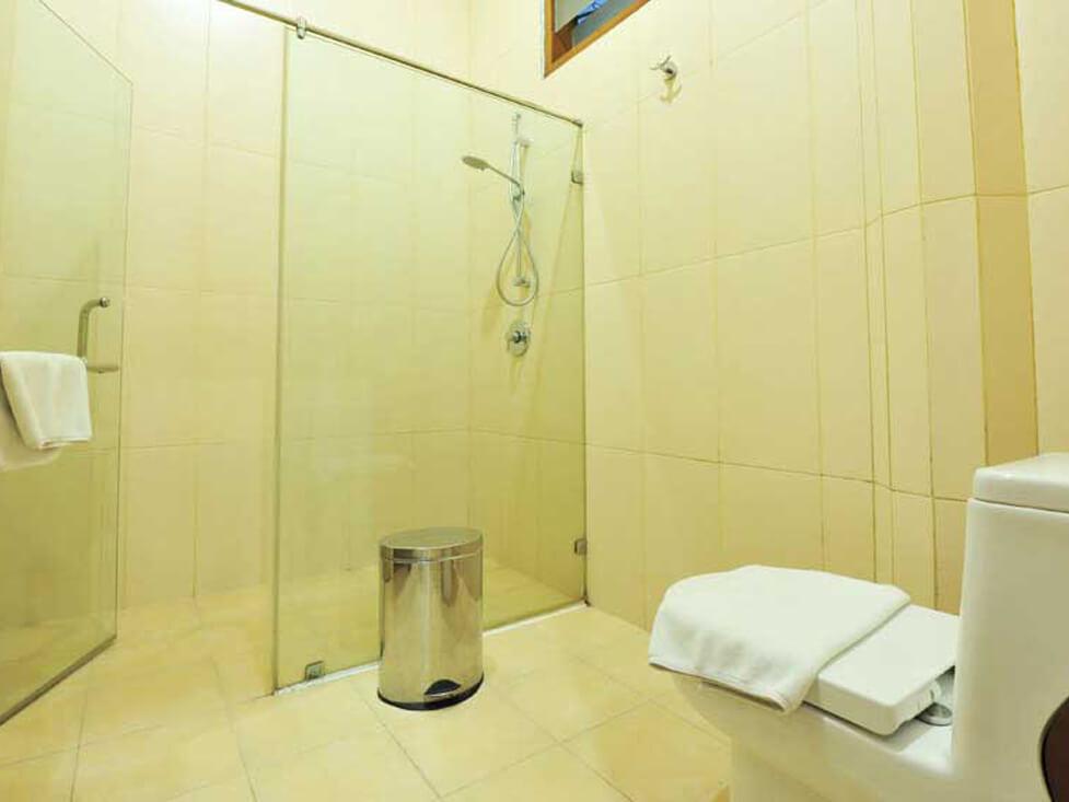 Villa - Bathroom - Palace Hotel Cipanas