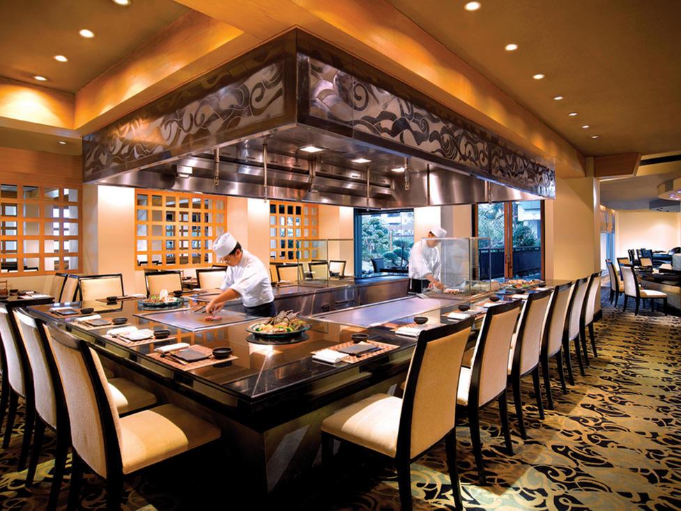 Miyama Japanese Restaurant - Hotel Borobudur Jakarta