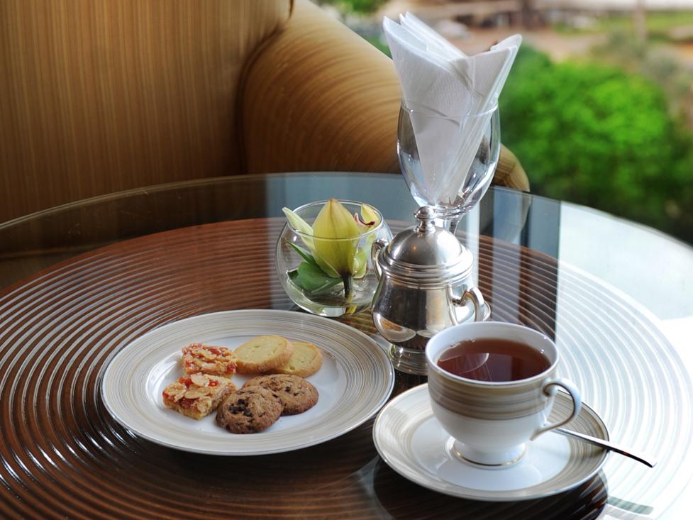 Discovery Club Lounge - Hotel Borobudur Ancol