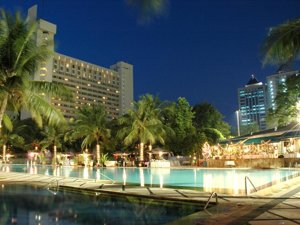 Gathering Events - Hotel Borobudur Jakarta