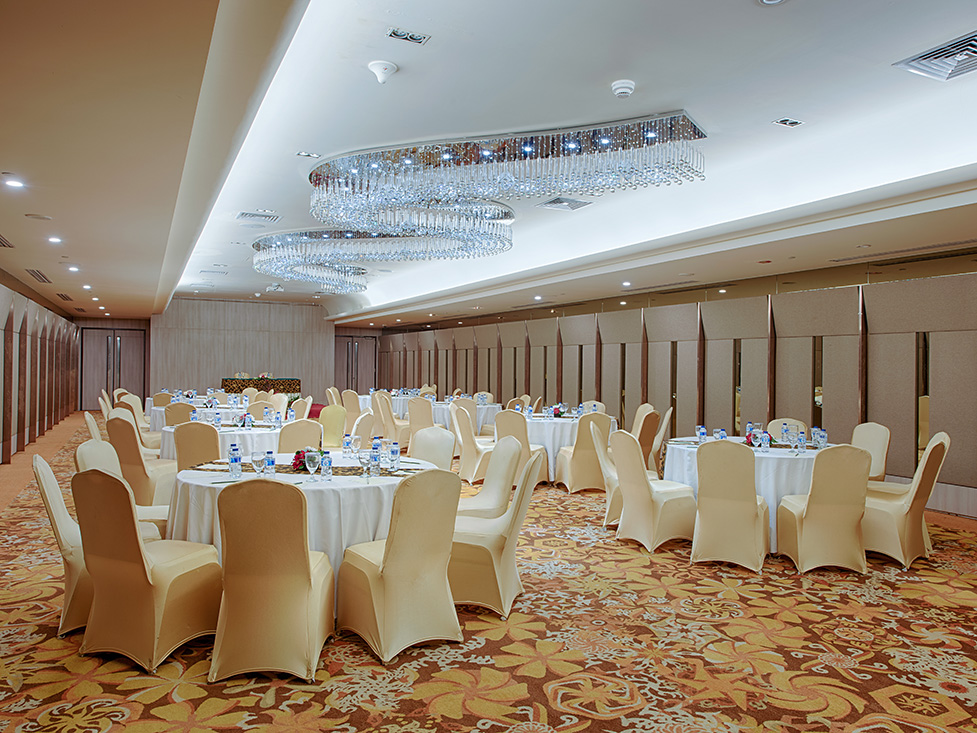 Business Meeting - Sumba C - Hotel Borobudur Jakarta