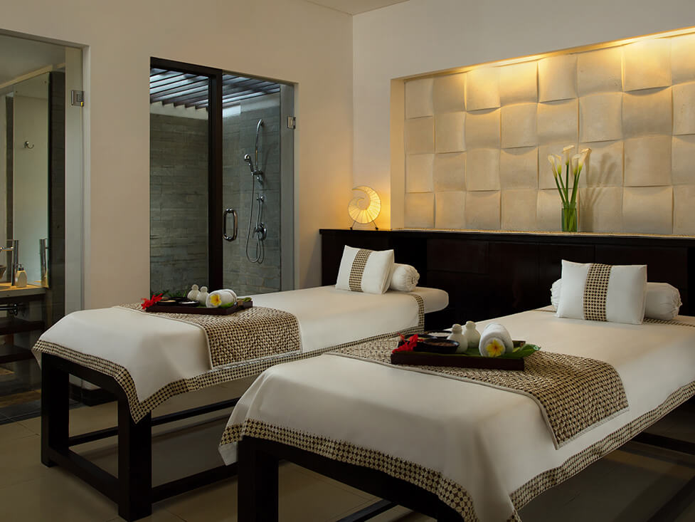 Discovery Spa - Double Bed - Discovery Kartika Plaza Hotel