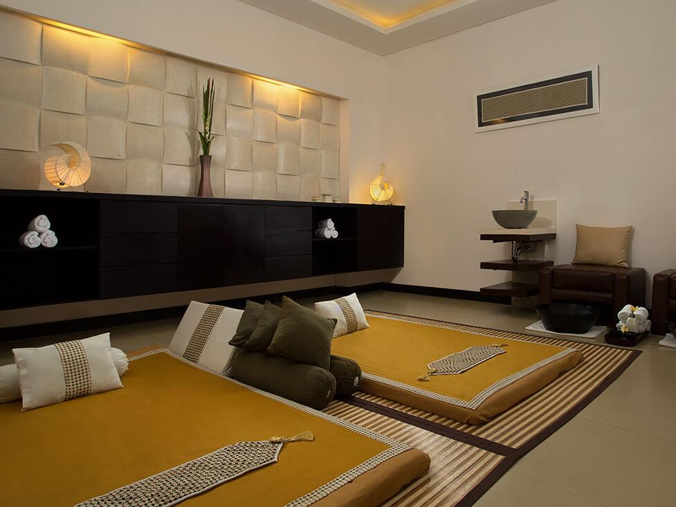 Discovery Spa - Shihatsu Room - Discovery Kartika Plaza Hotel