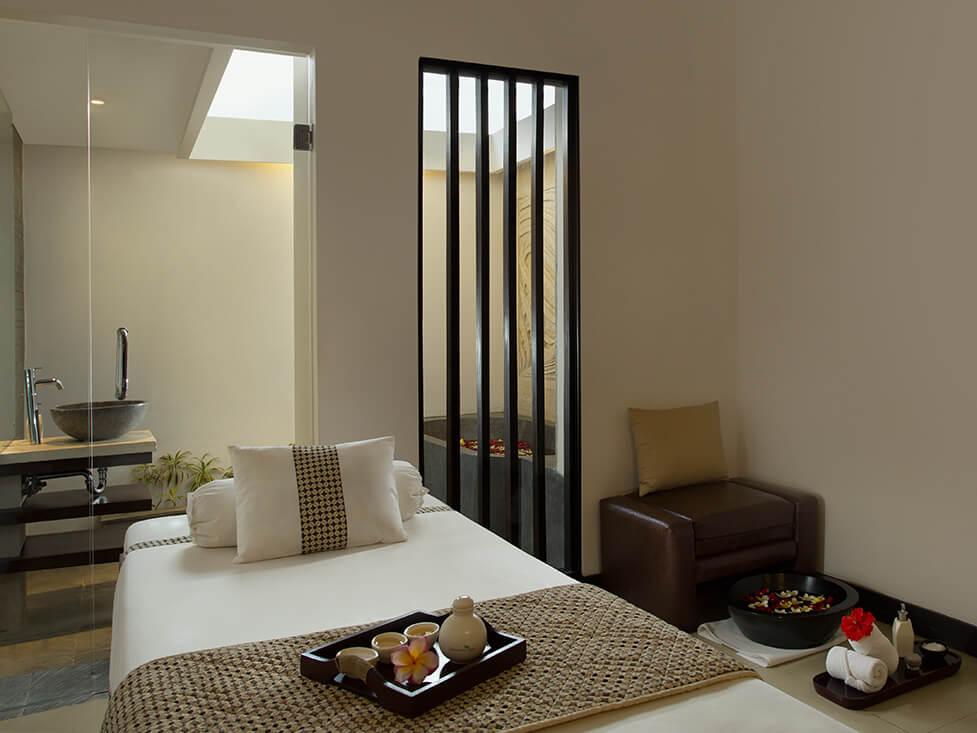 Discovery Spa - Single bed - Discovery Kartika Plaza Hotel