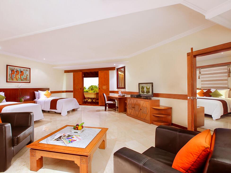 Family Suite - Discovery Kartika Plaza Hotel