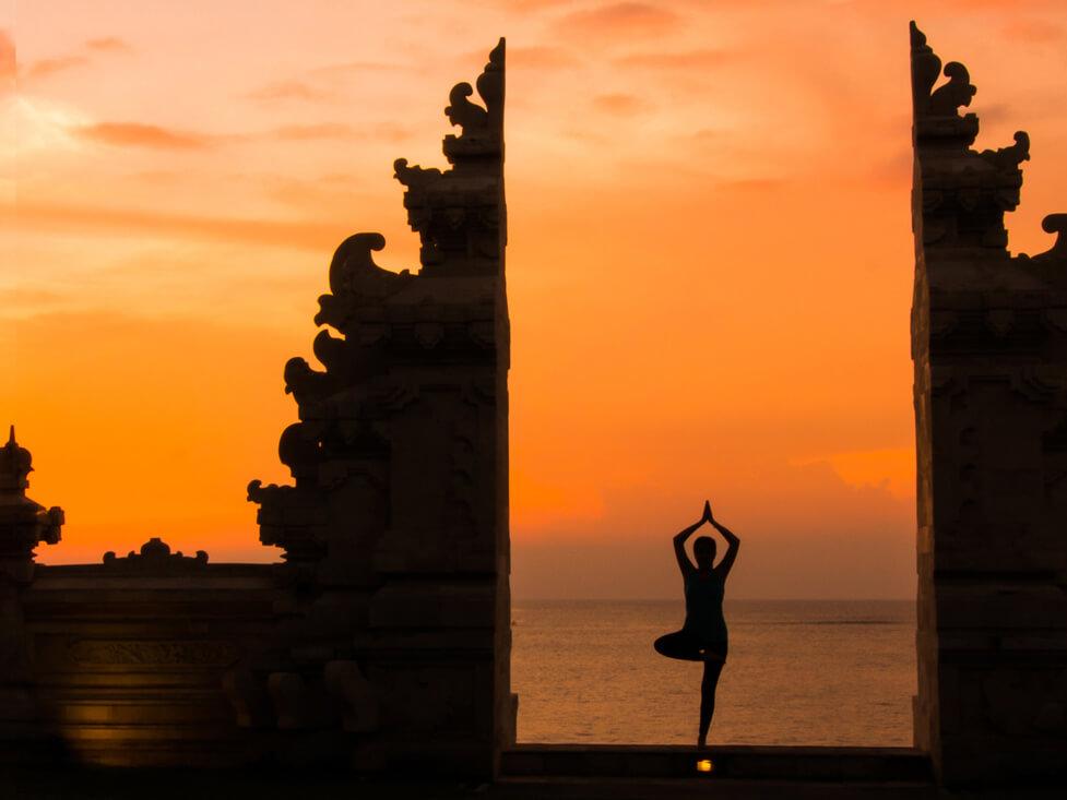 Sport & Recreation - Yoga Class - Discovery Kartika Plaza Hotel