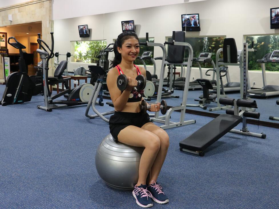 Sport & Recreation - Fitness Centre - Discovery Kartika Plaza Hotel