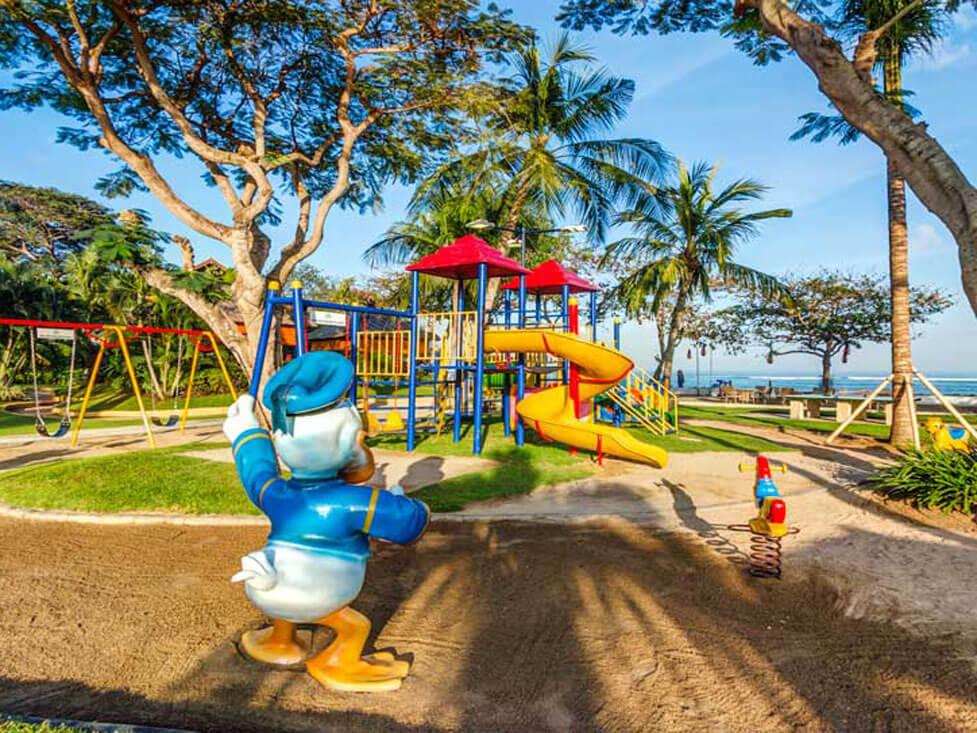Kids Club - Playground - Discovery Kartika Plaza Hotel