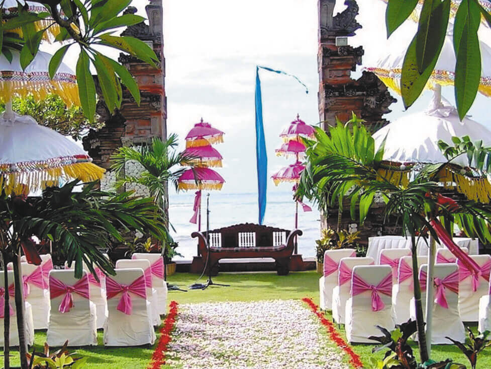 Wedding - Discovery Kartika Plaza Hotel