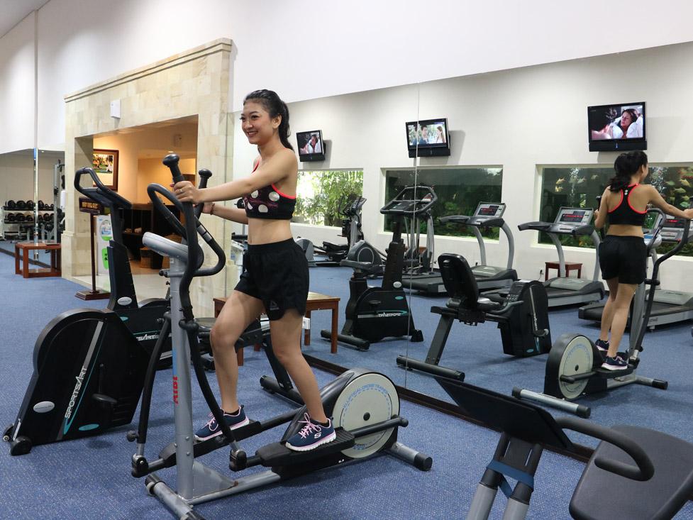 Sport & Recreation - Fitness - Discovery Kartika Plaza Hotel