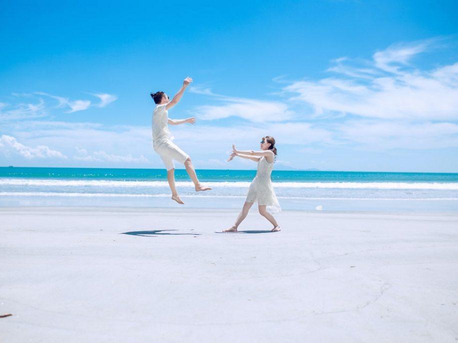 Beach Staycation
