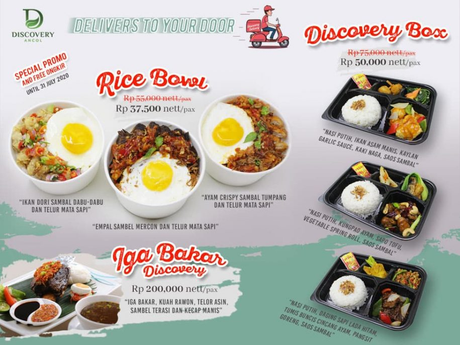 Rice Bowl & Bento Delivery
