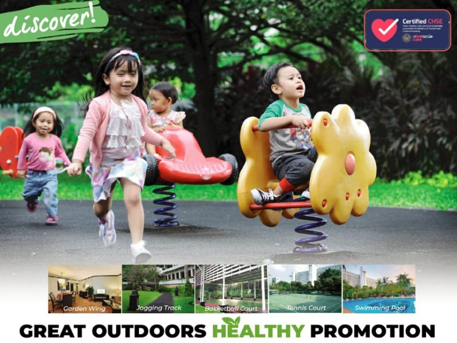 Great Outdoors Healthy Promotion