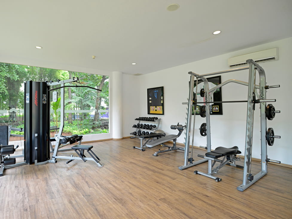 Facility - Gym - Discovery Ancol
