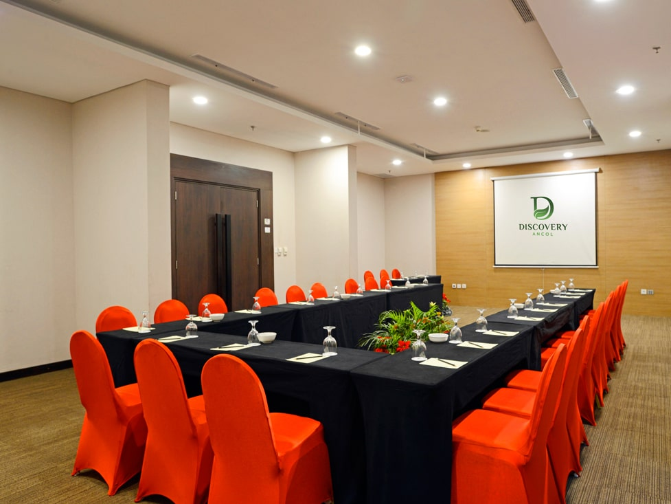 Meeting - Discovery Ancol