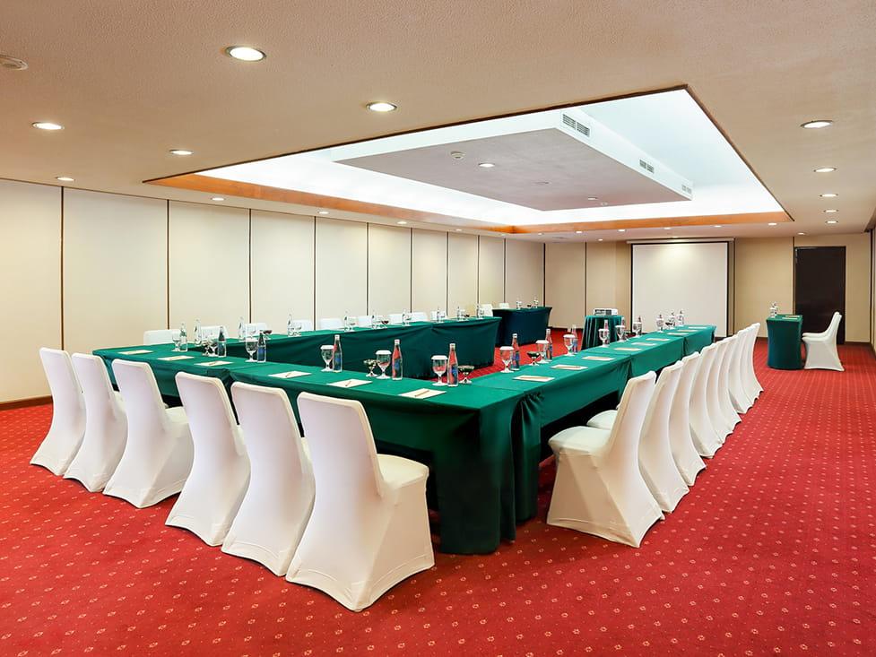 Business Meeting - Arjuna Room - Discovery Kartika Plaza Hotel