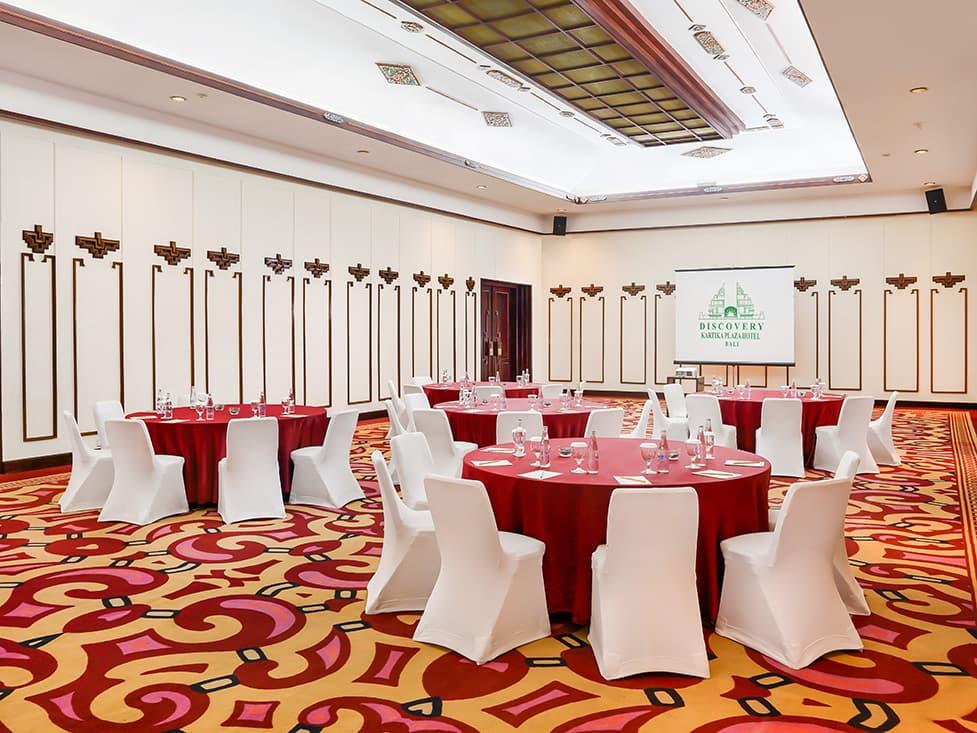 Business Meeting - Shinta Room - Discovery Kartika Plaza Hotel