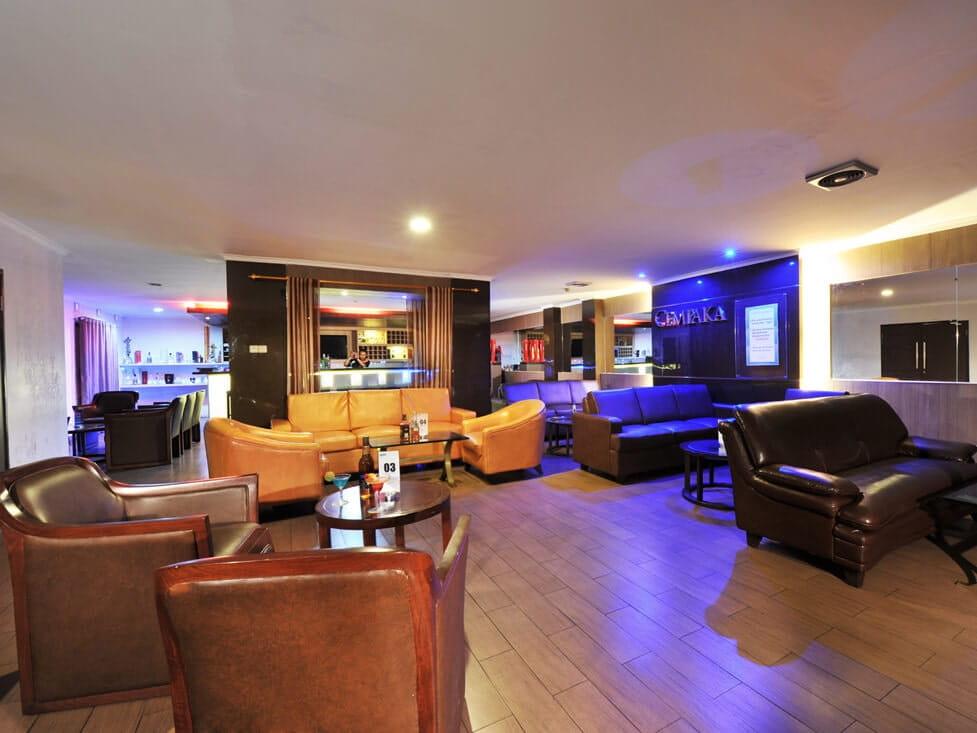 Anthurium Private Lounge - Palace Hotel Cipanas