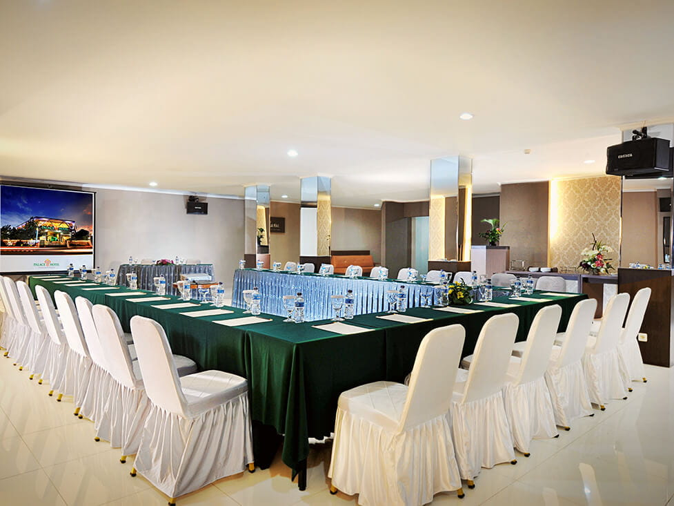 Business Meeting - Akasia Room - Palace Hotel Cipanas