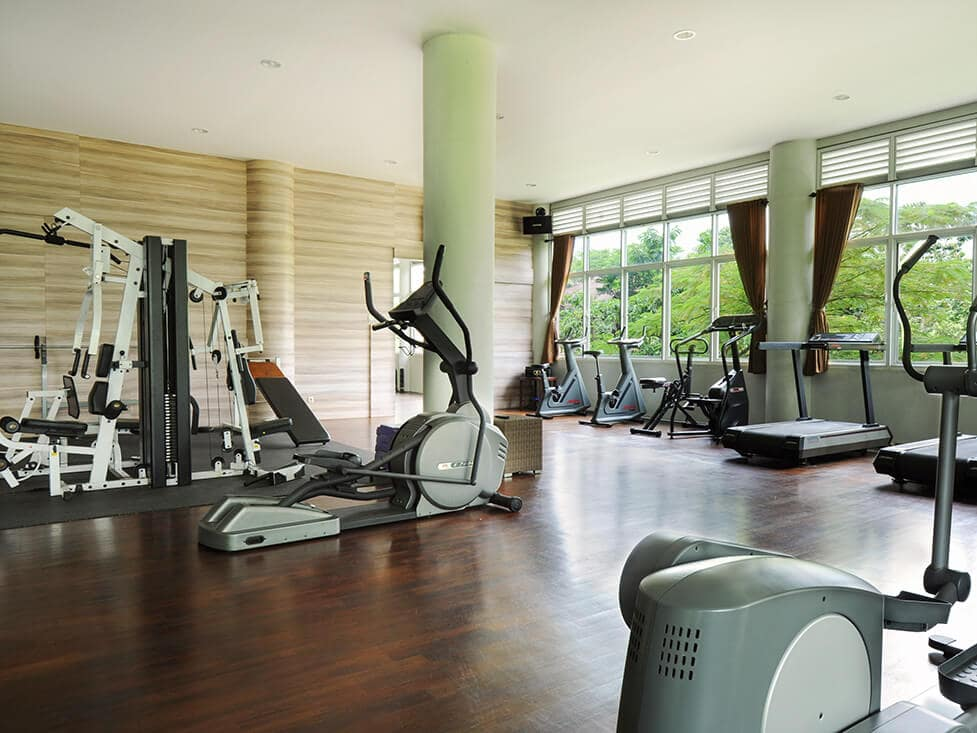 Facility - Fitness & Gym - Palace Hotel Cipanas
