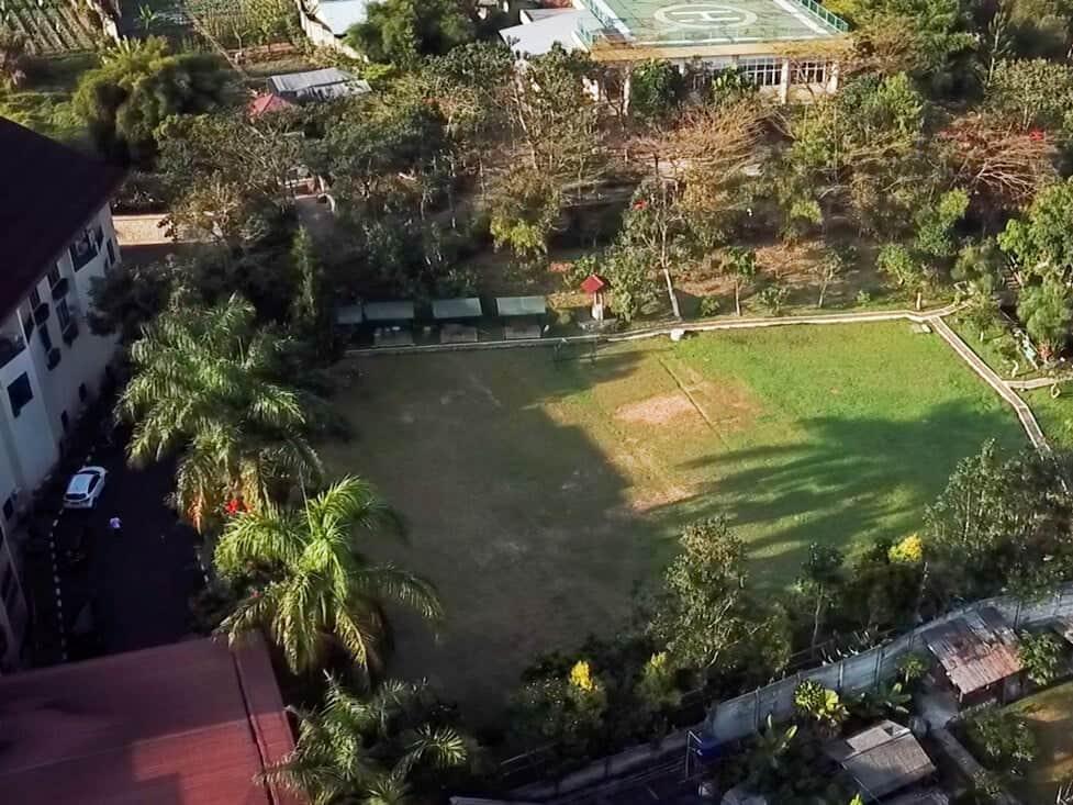 Facility - Green Area - Palace Hotel Cipanas