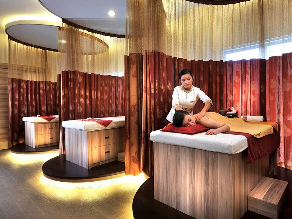 Facility - Spa Treatment - Palace Hotel Cipanas