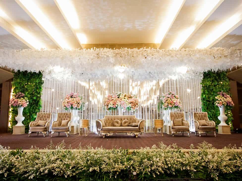 Wedding - Teratai Ballroom - Palace Hotel Cipanas